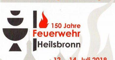 150 Jahre Feuerwehr Heilsbronn