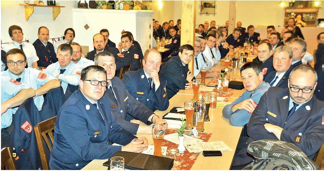 Kommandantenversammlung Ansbach Land 5+6
