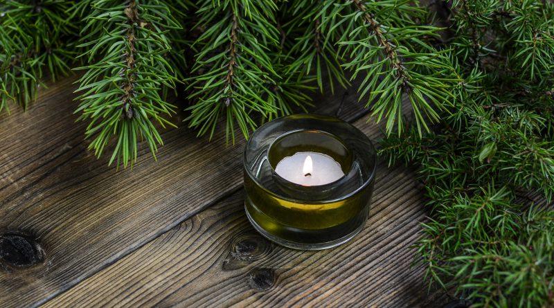 Gesegnete Weihnachten und einen Guten Rutsch!