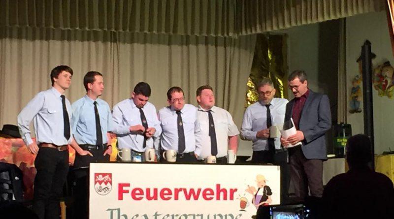 Feuerwehrball der Feuerwehr Schillingsfürst